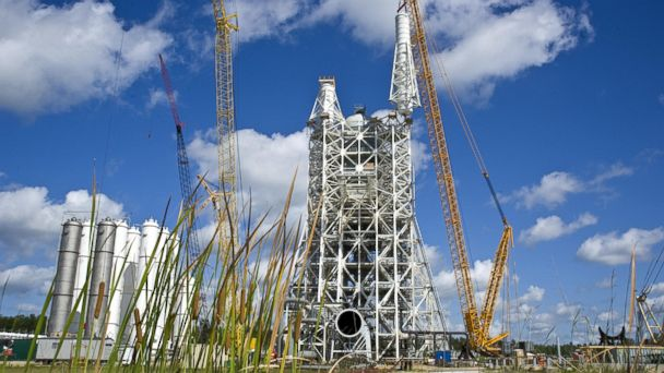 pd nasa mt 141216 16x9 608 $350M+ Spent on NASA Tower Project That Never Took Off