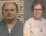 PHOTO: Robert Baillie, left, has been connected to the 1976 cold case of the murder of Janet Conrad, right.