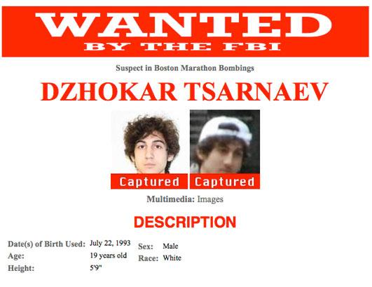 New Pics of the Boston Bombing Suspects
