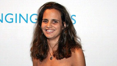 PHOTO: Cristina Torre attends a cocktail reception for Safe Horizon's 10th annual Champion Awards in New York, in this April 7, 2005.
