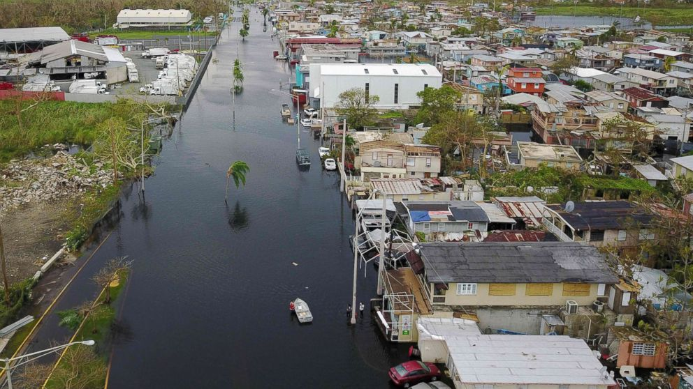 Puerto Rico, still reeling from Hurricane Maria, faces major challenges