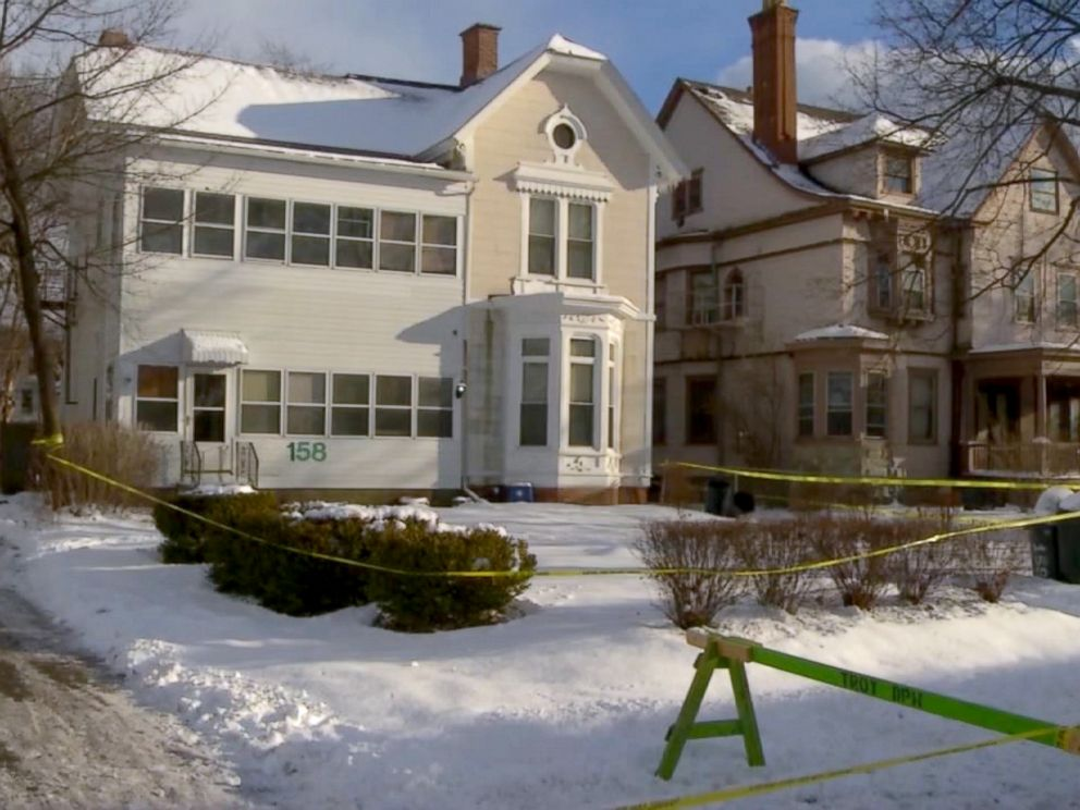PHOTO: Police in Troy, New York are investigating a suspicious quadruple murder.