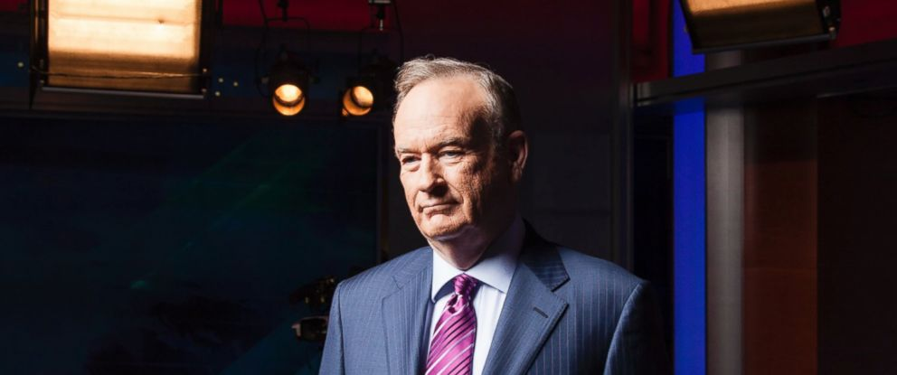 PHOTO: Bill OReilly poses for a photo at his studio at Fox News in New York, Dec. 18, 2012.