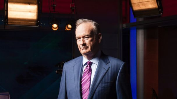 PHOTO: Bill O'Reilly poses for a photo at his studio at Fox News in New York, Dec. 18, 2012.