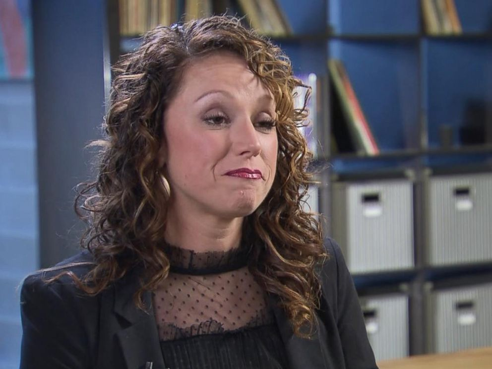 PHOTO: Rebecca Bredow opens up about going to jail for refusing to vaccinate her son in an interview with ABC News.