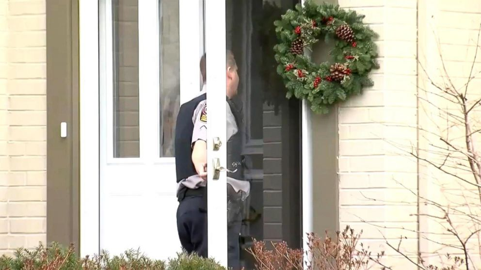 PHOTO: A Virginia teen is charged with murdering a husband and wife on Dec. 22, 2017 in Reston, Va.
