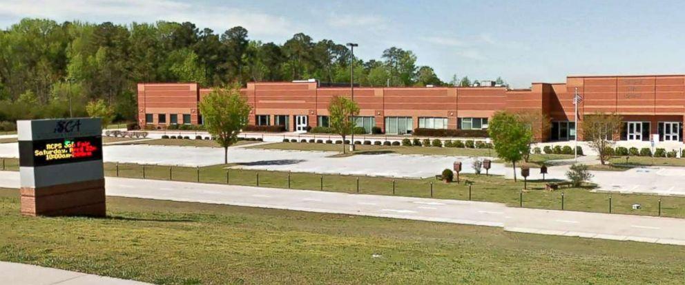 PHOTO: Rockdale Career Academy in Conyers, Georgia.