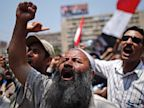 PHOTO: Mohammed Morsi supporters protesting