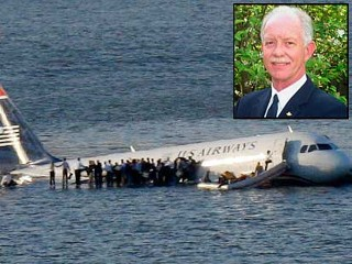 Chesley Sullenberger U.S. Airways pilot-(Reuters)