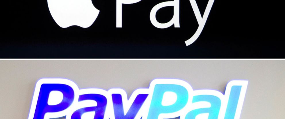 head to head how paypal and apple pay compare abc news. Black Bedroom Furniture Sets. Home Design Ideas