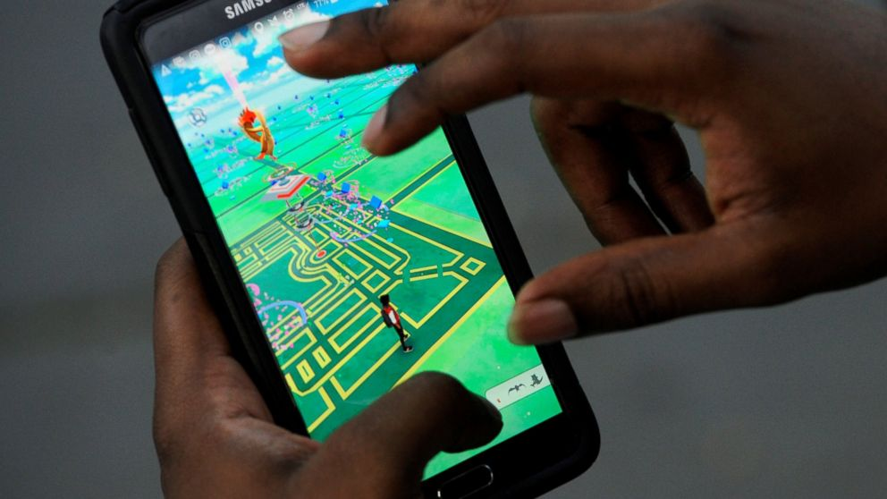 Pokemon Go app could pose dangers to users