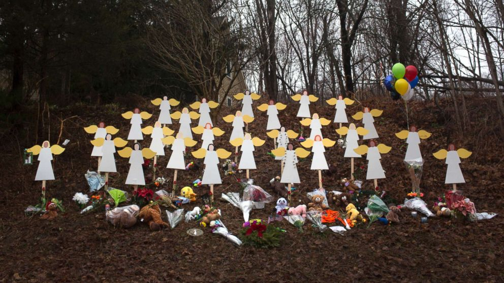 Remembering the Sandy Hook Elementary School shooting victims