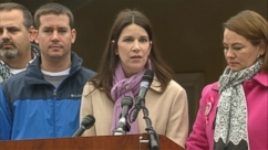 VIDEO: Victims families of the Sandy Hook school shooting release a web site to honor the dead.