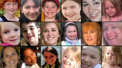 Newtown, CT Victims