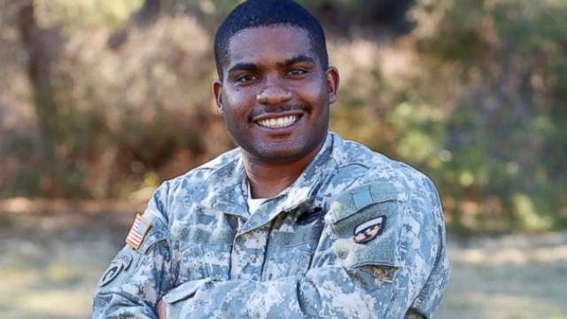 VIDEO: Donre Walker was selected among five talented veterans to produce a film for ABCs Home for the Holidays.