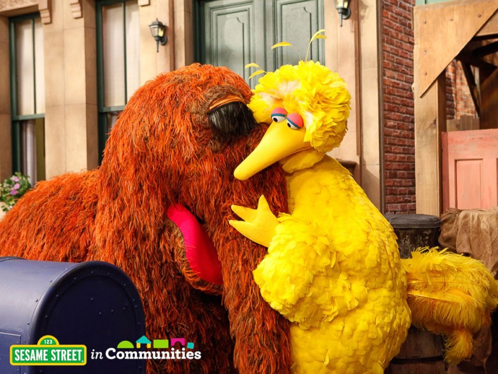 PHOTO: Sesame Workshop, the nonprofit group affiliated with the long-running childrens program, has launched a new program that aims to teach children how to cope with traumatic experiences.