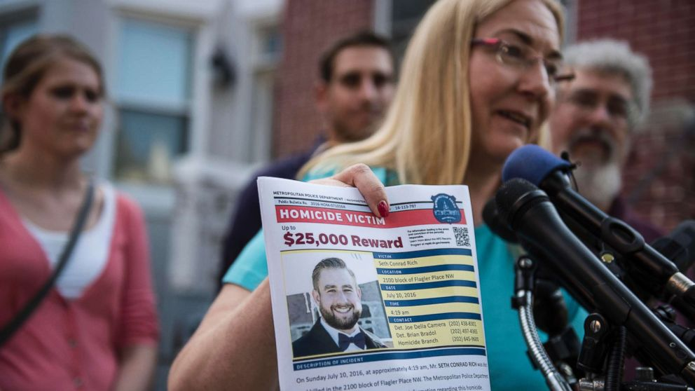 Slain DNC  staffer was 'murdered again' in since-retracted Fox News story, family says