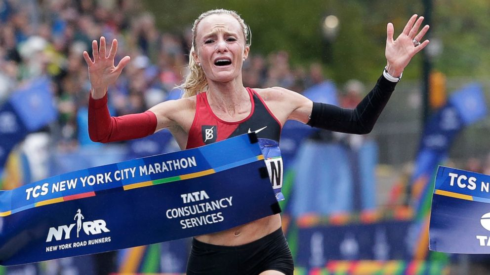 Elite Boston Marathon contender Shalane Flanagan shares her morning routine