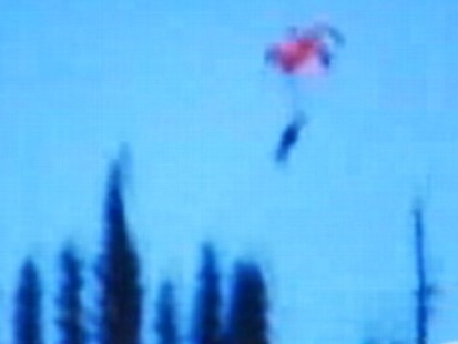 Man Survives Skydive Fall as Parachute Fails