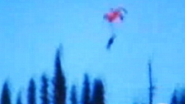 Video: Man Survives Skydive Fall as Parachute Fails