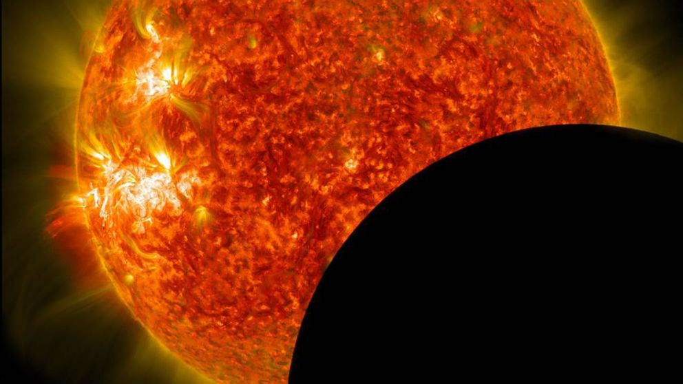 Everything to know about the total solar eclipse