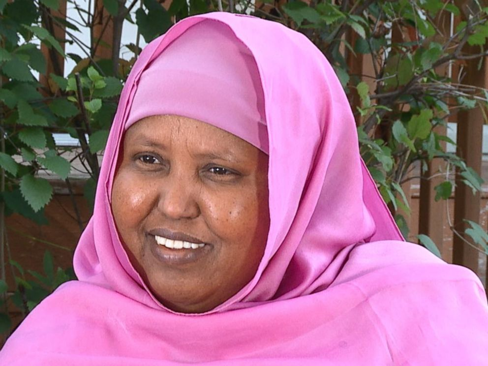 PHOTO: Ruun Abdi said her husband, Ahmed Abdikarin, who was killed in a terrorist attack in Somalia, was her best friend.