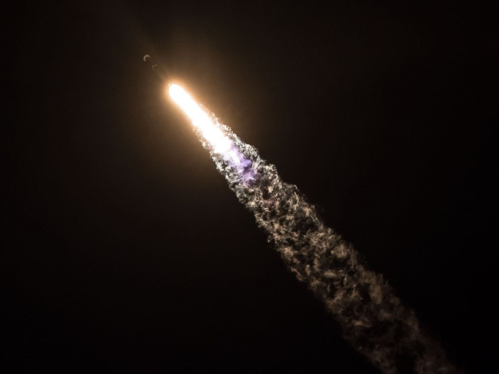 SpaceX denies blame as spy satellite fails