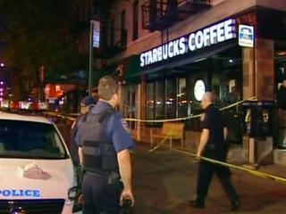 Manhattan Starbucks Hit by Small Blast