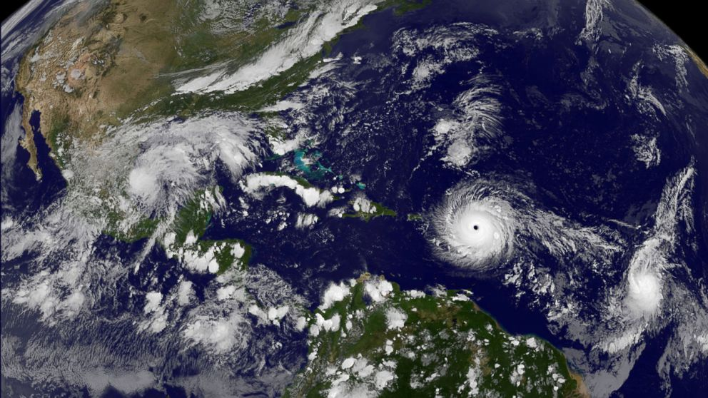 How hurricanes form, explained by ABC News chief meteorologist ...