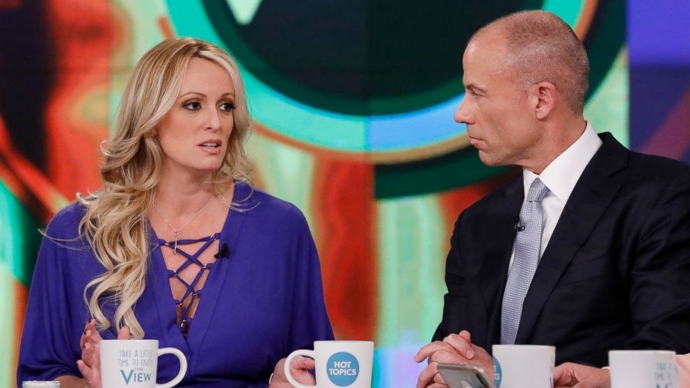 Trump dismisses sketch of alleged Stormy Daniels attacker as a 'con job'