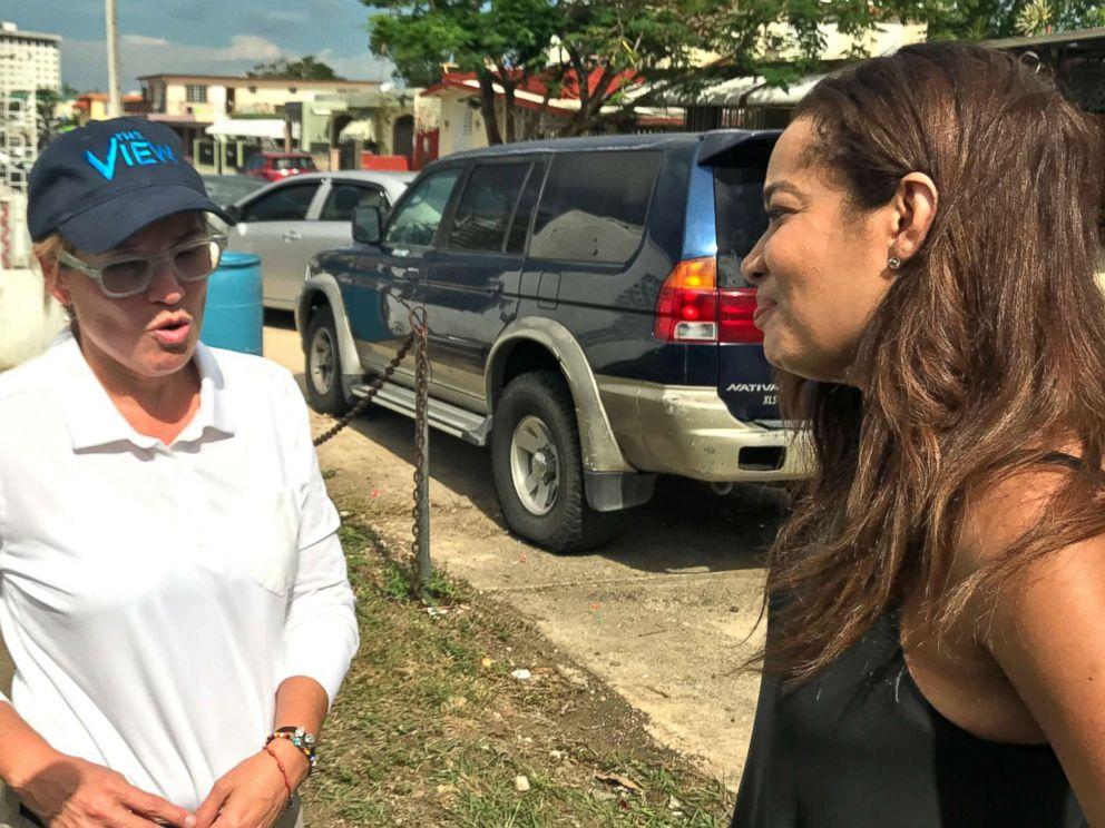 San Juan Mayor: Trump 'Disaster-in-Chief' After Hurricane Maria