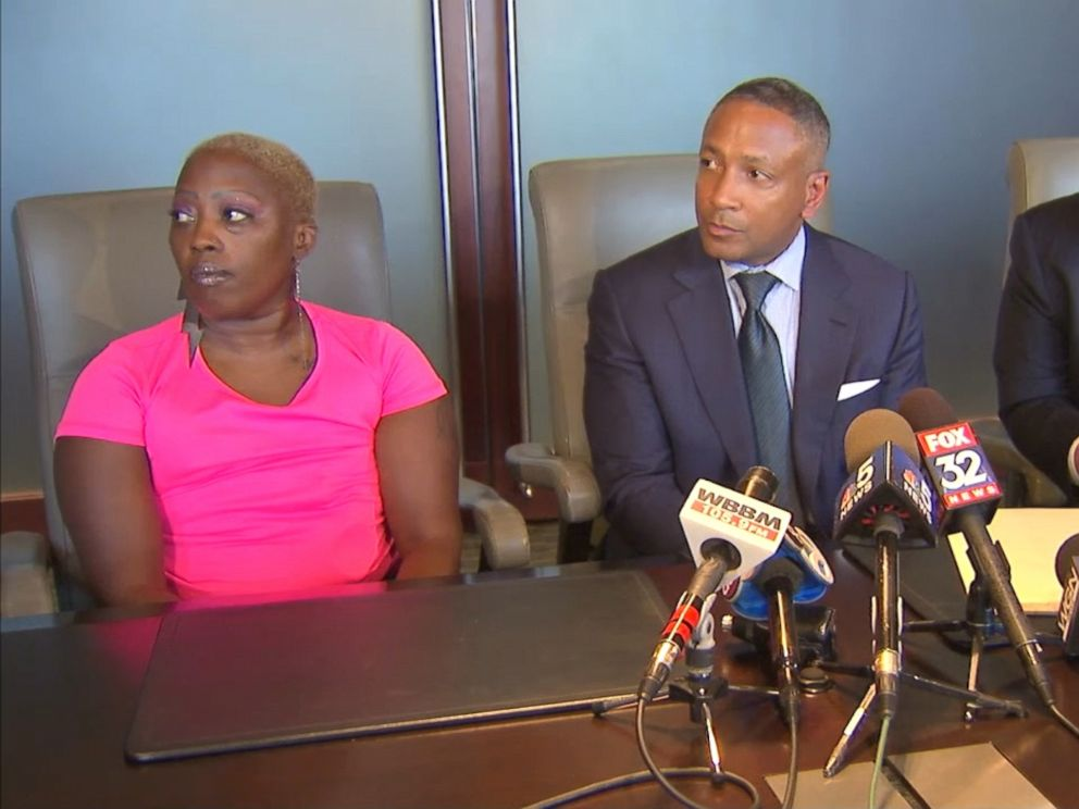 PHOTO: Tereasa Martin, is demanding that the Crowne Plaza hotel in Rosemont, Illinois release all the security footage for the hours before she was found dead in a hotel freezer.