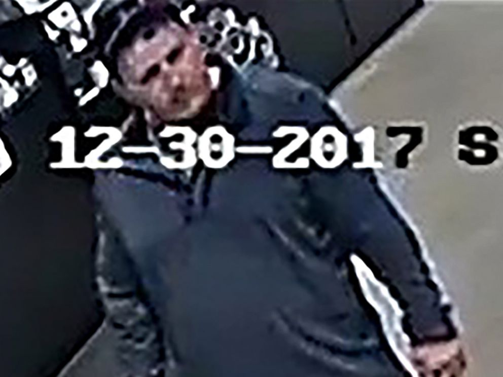 PHOTO: The Round Rock Police Department in Texas released surveillance images of Terry Allen Miles who may be with two young missing girls.