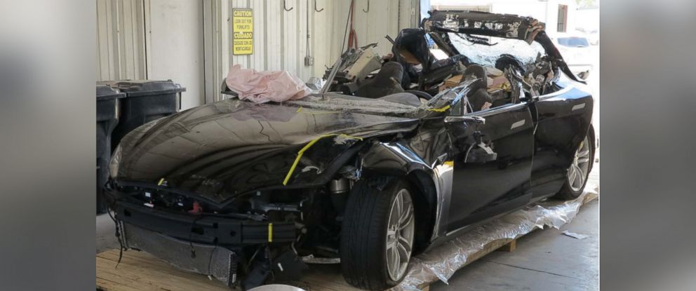 Bride To Be And Her Boss Killed In Fiery Tesla Car Crash