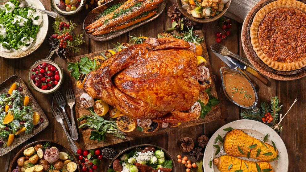 How to stay healthy this week and all day before Thanksgiving dinner