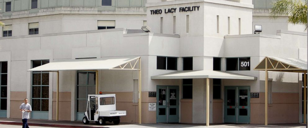 PHOTO: An exterior view of the Theo Lacy Facility in Orange, Calif., is seen on April 7, 2008.