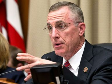 PHOTO: Rep. Tim Murphy, chairman of the House Energy and Commerce subcommittee on Oversight and Investigations during a hearing on Capitol Hill, Oct. 3, 2017.