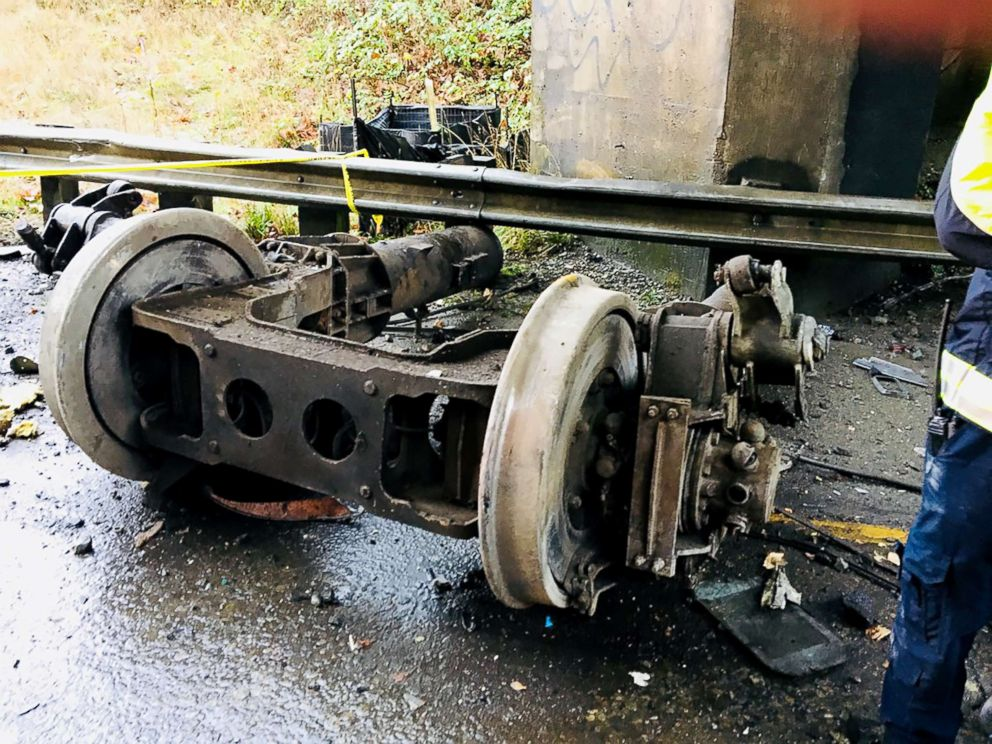 washington amtrak crash survivor describes being