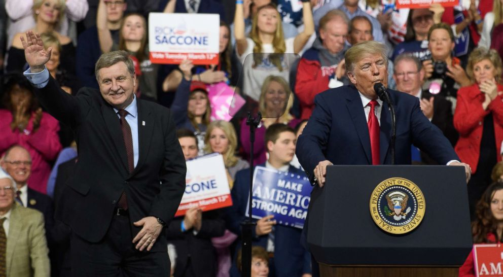 Meet Rick Saccone, Pennsylvania GOP candidate hoping to stem a rising blue tide
