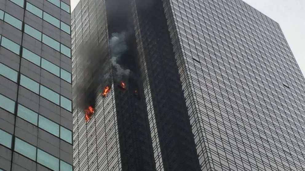Trump Tower fire that killed 1 was accidental, electrical: Fire officials