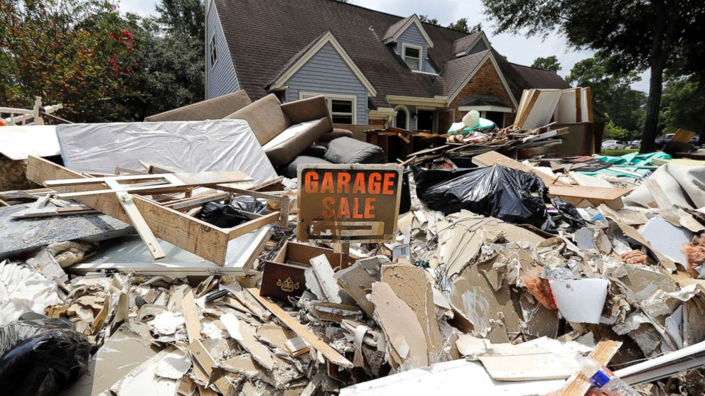 Federal report says 2017 shattered US damage record for natural disasters