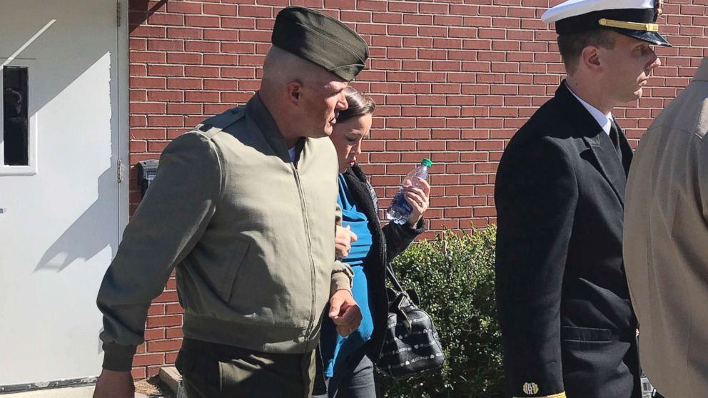 Marine drill instructor gets 10 years in prison for hazing recruits, especially Muslims