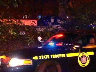Watch: 4 People Killed in One-Car New York Accident