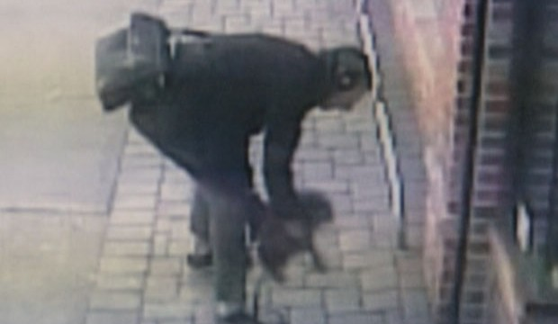 VIDEO: Caught On Tape: 7 Yr Olds Dog Stolen in Broad Daylight