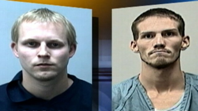 VIDEO: A pair of men in Wisconsin accidentally called police during their getaway.