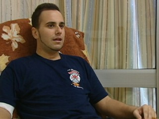 Watch: Firefighter Loses Leg to Flesh-Eating Virus