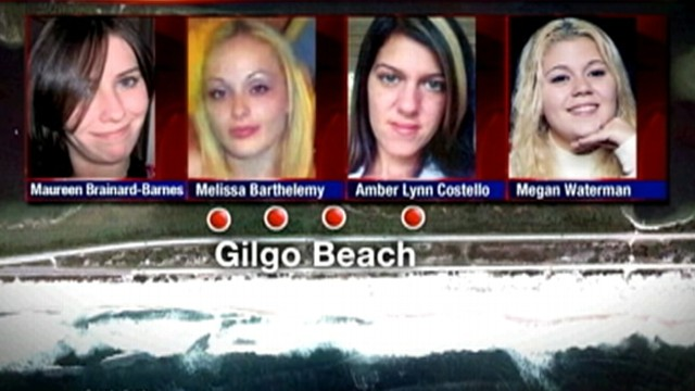 VIDEO: Long Island police believe one person killed the 10 victims.