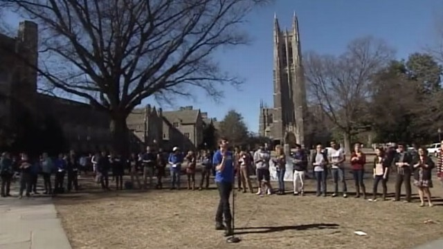 VIDEO: Asian Student Alliance objects to Kappa Sigma fraternitys stereotypes.
