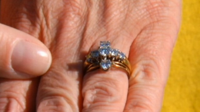 VIDEO: Idaho woman claims diamond wedding ring found by sewer workers.
