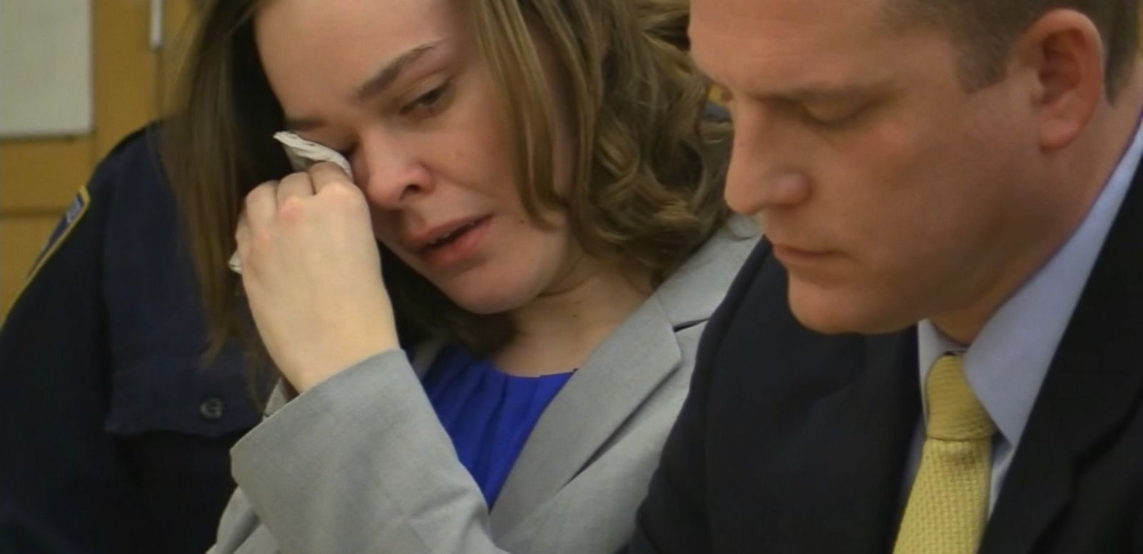 VIDEO: Lacey Spears was convicted of second degree-murder in the death of her 5-year-old son by force-feeding him high-concentrations of sodium.